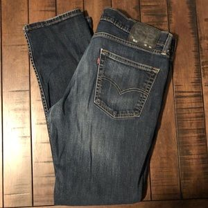 Men's Levi's 511 slim fit jeans. 36 x 32